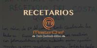 Masterchef Recetarios Destacada