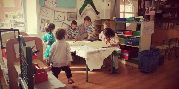 Infantil 4 años fin de curso Todos Somos Uno