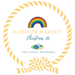 Logo Rainbow Market